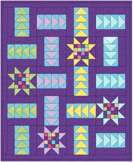 Creating With Electric Quilt 8 On Your Computer