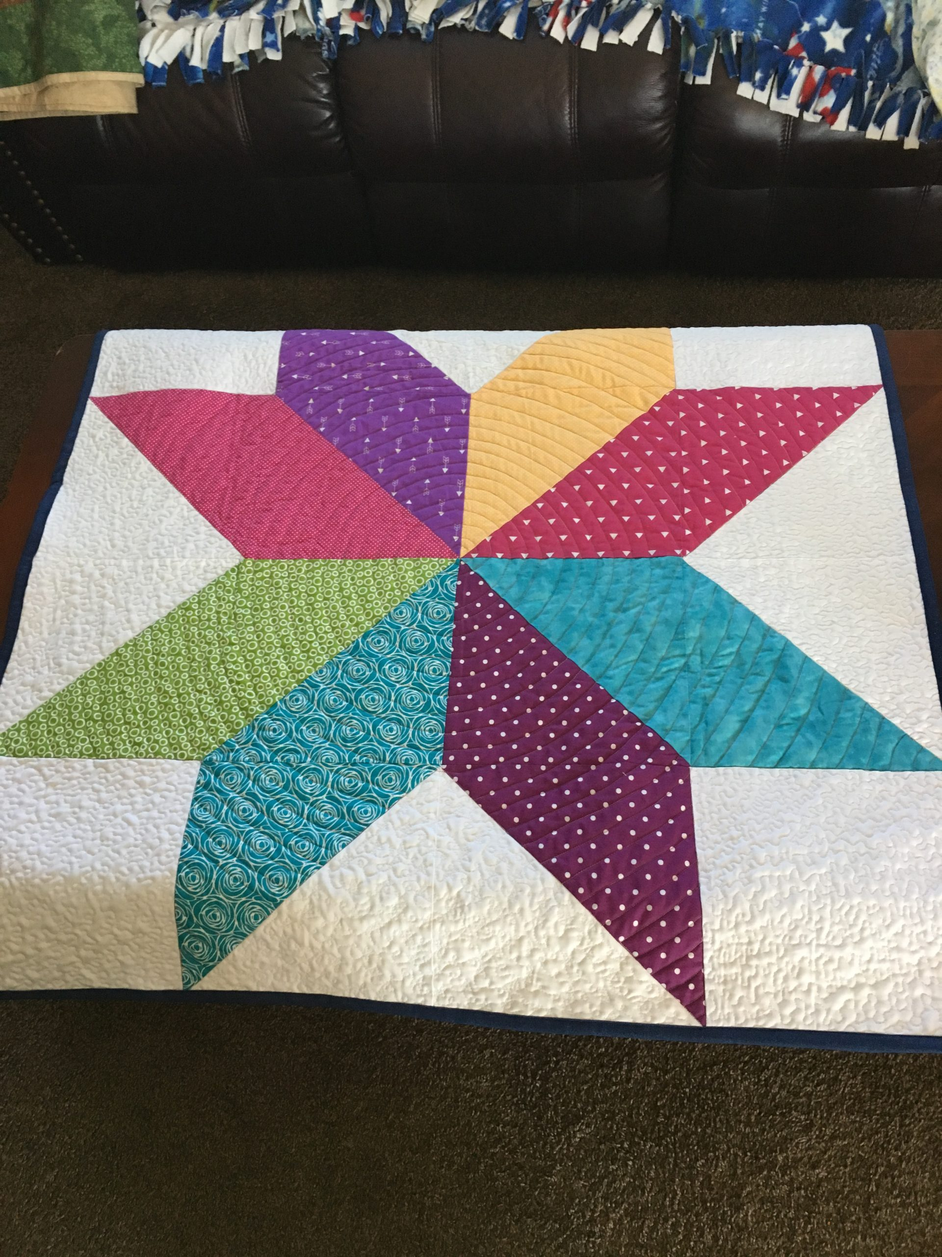 A Little More About My Quilting Journey