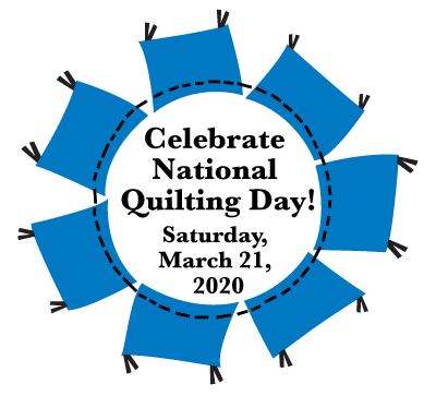 Let's Celebrate National Quilting Day!