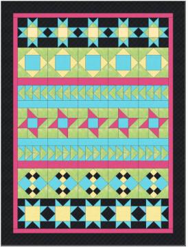 Quilt Pattern Beginnings.